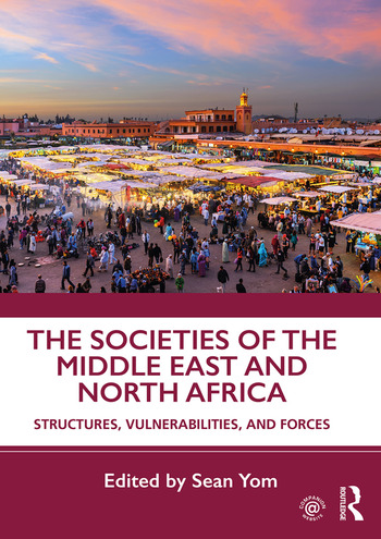The Societies of the Middle East and North Africa Structures, Vulnerabilities, and Forces book cover