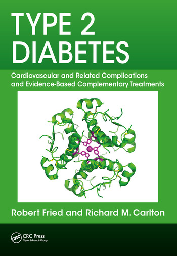 Type 2 Diabetes Cardiovascular and Related Complications and Evidence-Based Complementary Treatments book cover