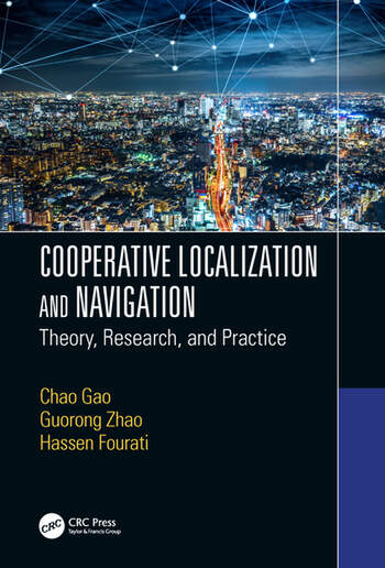 Cooperative Localization and Navigation Theory, Research, and Practice book cover