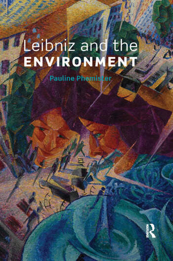 Leibniz and the Environment book cover