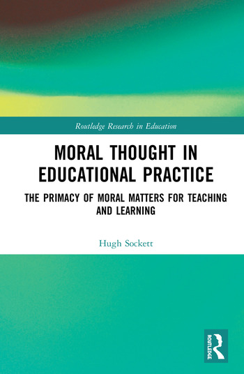Moral Thought in Educational Practice book cover