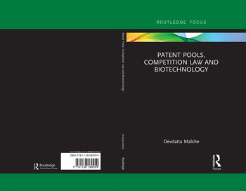 Patent Pools, Competition Law and Biotechnology book cover