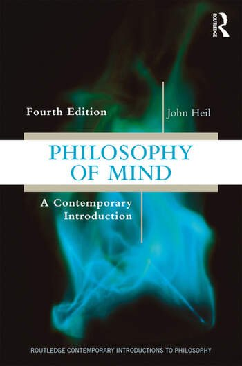 Philosophy of Mind A Contemporary Introduction book cover