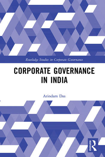 Corporate Governance in India book cover