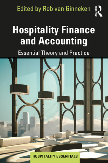 Hospitality Finance and Accounting Essential Theory and Practice book cover