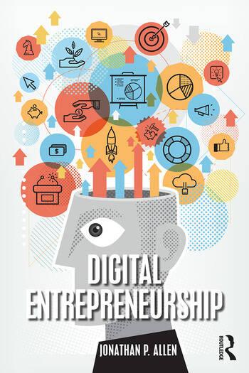 Digital Entrepreneurship book cover