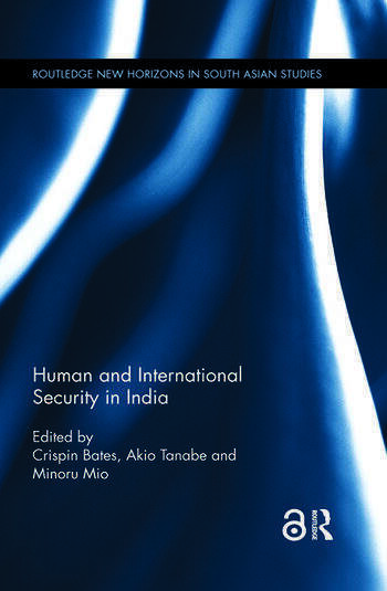 Human and International Security in India book cover