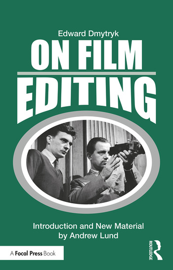 On Film Editing An Introduction to the Art of Film Construction book cover