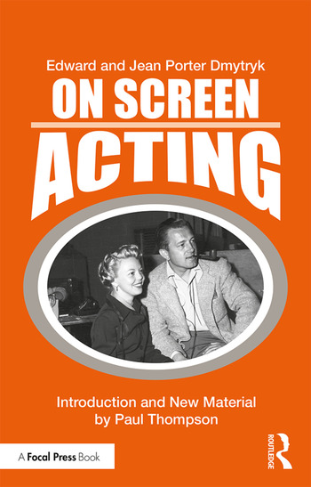 On Screen Acting An Introduction to the Art of Acting for the Screen book cover