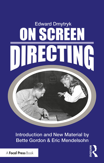 On Screen Directing book cover