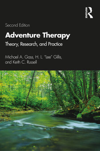Adventure Therapy Theory, Research, and Practice book cover