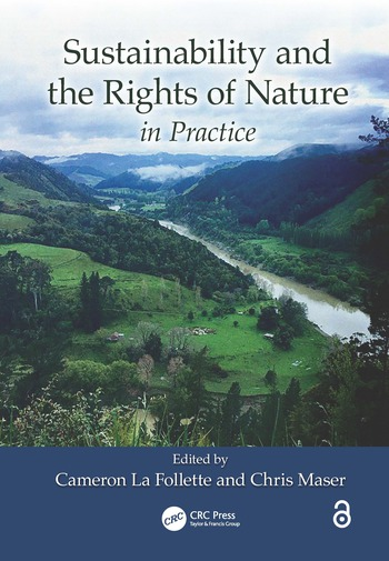 Sustainability and the Rights of Nature in Practise book cover
