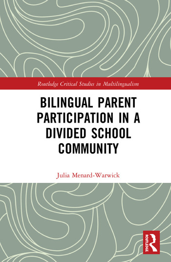 Bilingual Parent Participation in a Divided School Community book cover