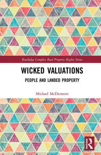 Wicked Valuations People and Landed Property book cover