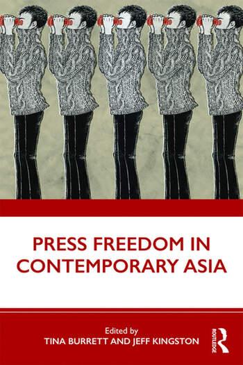 Press Freedom in Contemporary Asia book cover