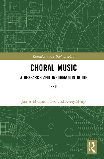 Choral Music A Research and Information Guide book cover
