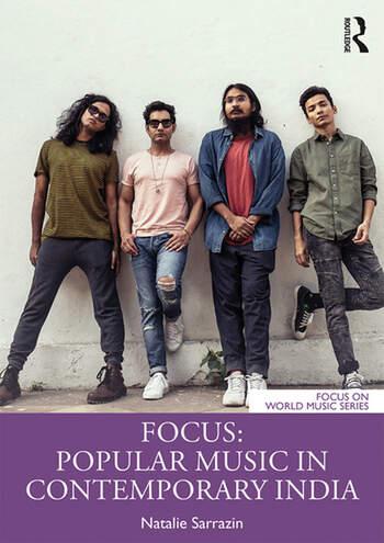 Focus: Popular Music in Contemporary India book cover