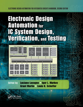 Electronic Design Automation for IC System Design, Verification, and Testing book cover