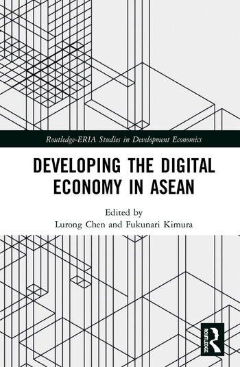 Developing the Digital Economy in ASEAN book cover