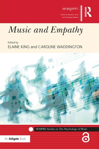 Music and Empathy book cover