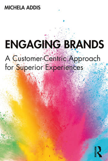 Engaging Brands A Customer-Centric Approach for Superior Experiences book cover