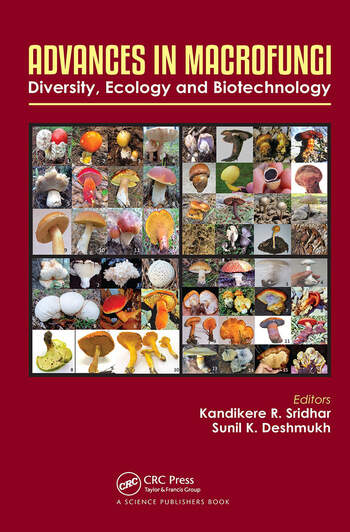 Advances in Macrofungi Diversity, Ecology and Biotechnology book cover
