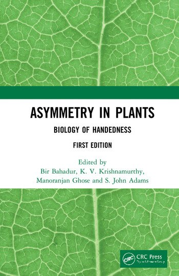 Asymmetry in Plants Biology of Handedness book cover