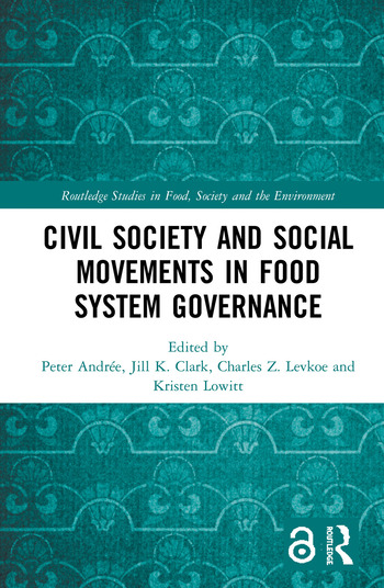 Civil Society and Social Movements in Food System Governance book cover