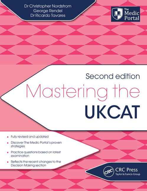 Mastering the UKCAT Second Edition book cover