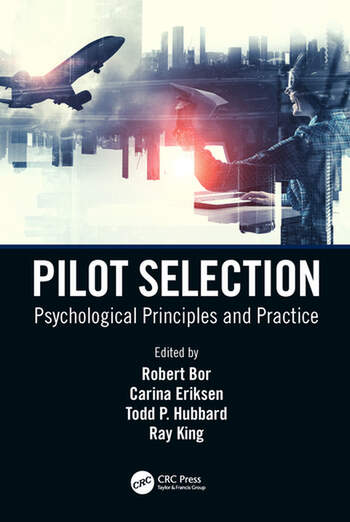 Pilot Selection Psychological Principles and Practice book cover