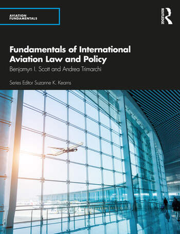 Fundamentals of International Aviation Law and Policy book cover