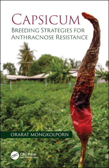 Capsicum Breeding Strategies for Anthracnose Resistance book cover