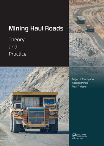 Mining Haul Roads Theory and Practice book cover