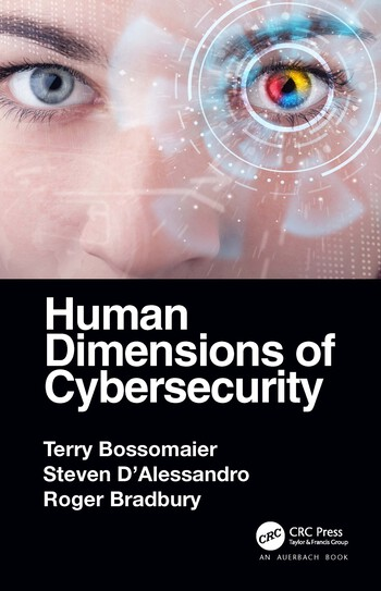 Human Dimensions of Cybersecurity book cover