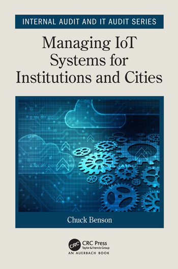 Delivering IoT Systems Manageability for Institutional Risk Mitigation and Provider Competitive Advantage book cover