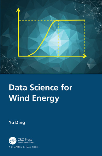 Data Science for Wind Energy book cover