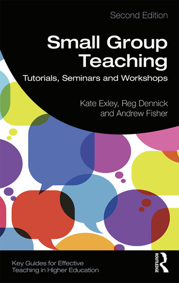 Small Group Teaching Tutorials, Seminars and Workshops book cover