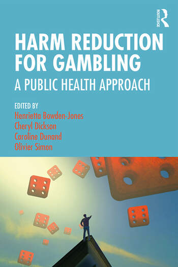 Harm Reduction for Gambling A Public Health Approach book cover