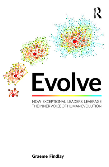 Evolve How exceptional leaders leverage the inner voice of human evolution book cover
