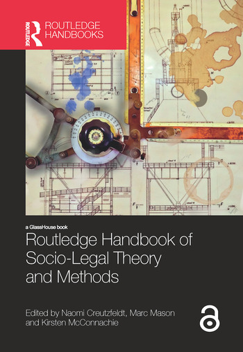 Routledge Handbook of Socio-Legal Theory and Methods book cover