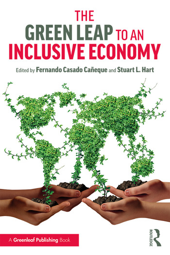 The Green Leap to an Inclusive Economy book cover