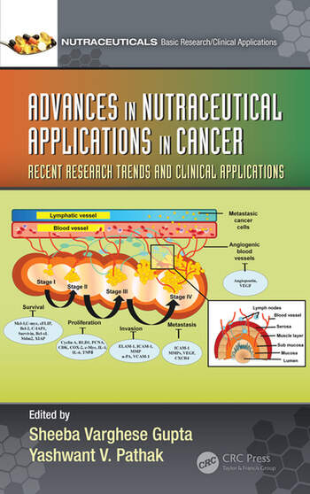 Advances in Nutraceutical Applications in Cancer: Recent Research Trends and Clinical Applications book cover