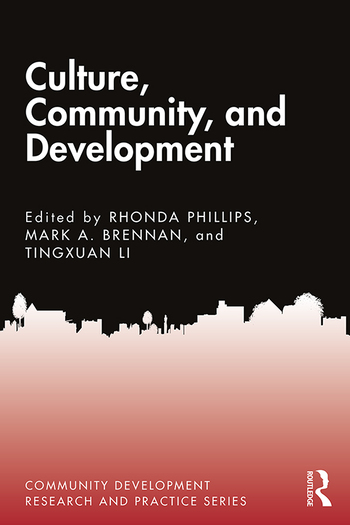 Culture, Community, and Development book cover
