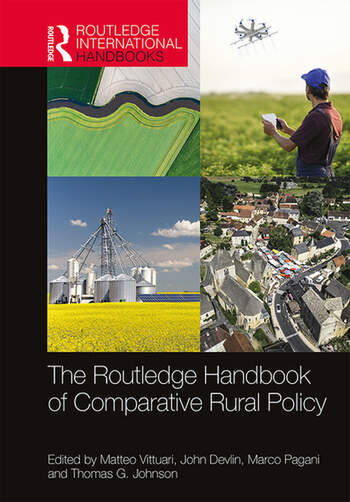 The Routledge Handbook of Comparative Rural Policy book cover