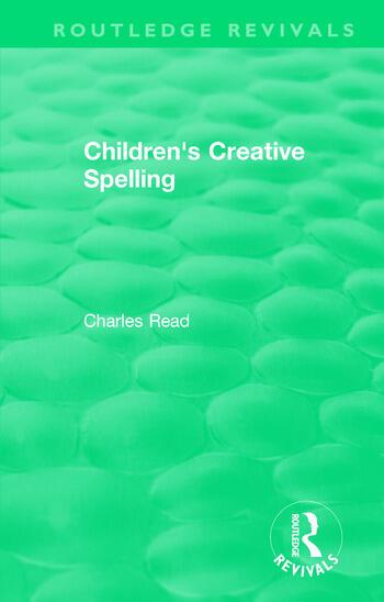 Children's Creative Spelling book cover