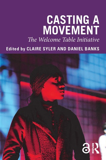 Casting a Movement The Welcome Table Initiative book cover