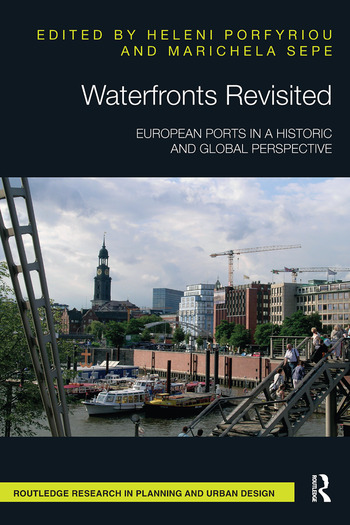 Waterfronts Revisited European ports in a historic and global perspective book cover