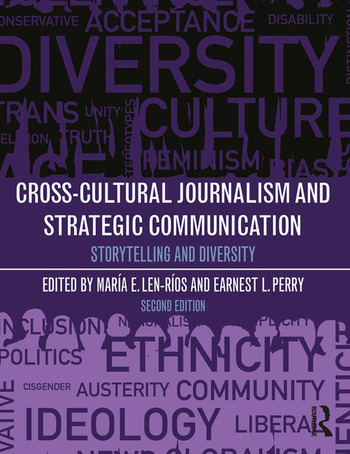 Cross-Cultural Journalism and Strategic Communication Storytelling and Diversity book cover