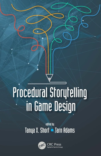 Procedural Storytelling in Game Design book cover