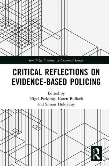Critical Reflections on Evidence-Based Policing book cover